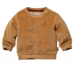 Levv Lee sand sweater