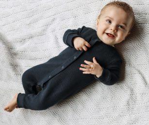 Levv Liam navy jumpsuit