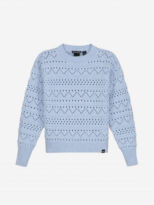 Nik & Nik Anka sweater soft blue