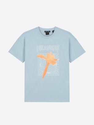 Nik & Nik Annabel soft blue t-shirt