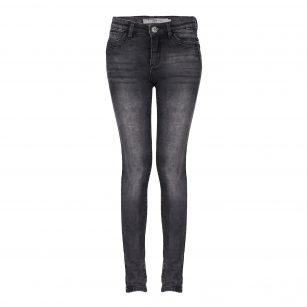 Geisha jog jeans 5 pocket zwart