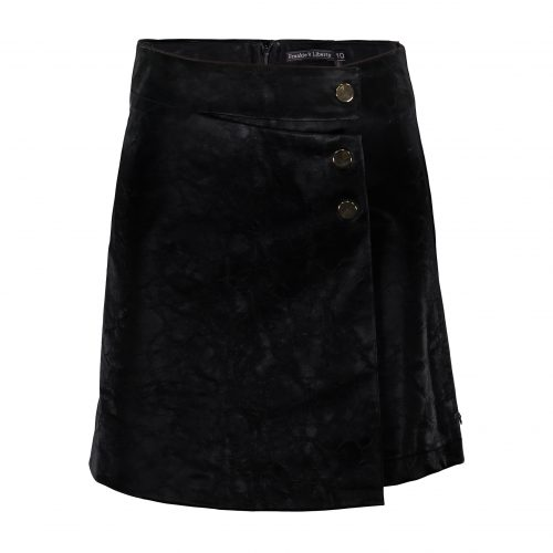 FL21107 sara skirt black front