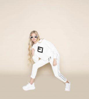Frankie Siena Pant white