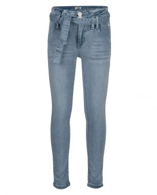 India Blue Jeans Paperbag fit