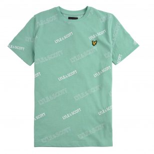 Lyle & Scott AOP Shirt