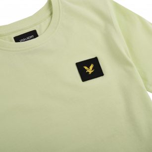Lyle & Scott Casual Tee Lime