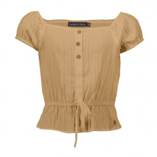Frankie & Liberty Stacey blouse honey