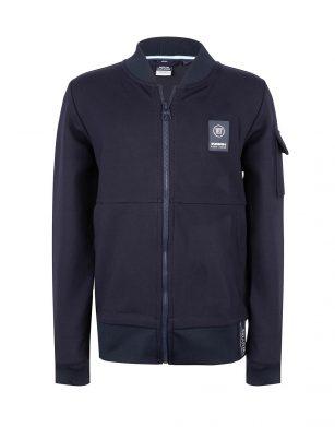 Indian Blue jeans Bomber jacket navy
