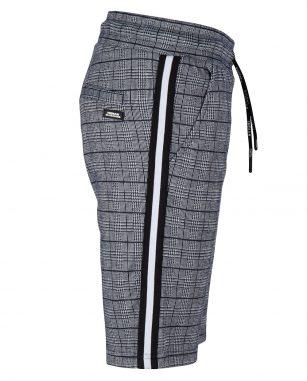 Indian Blue Jeans jog check tape