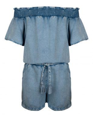 Indian Blue Jeans Tencel jumpsuit