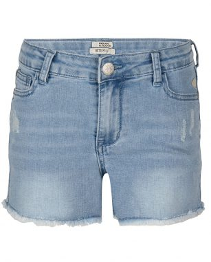 Indian Blue Jeans denim wide short