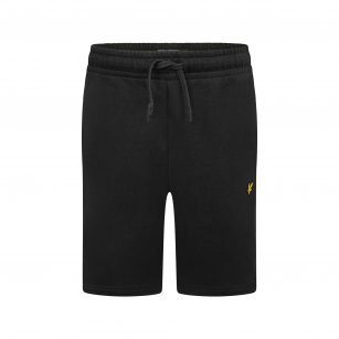 Lyle & Scott sweat short black