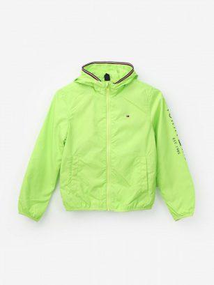 Tommy Hilfiger jacket lime