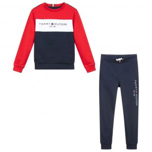 Tommy Hilfiger Colorblock set navy