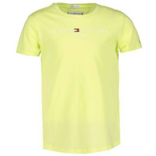 Tommy Hilfiger Essential tee lime
