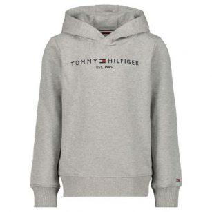 Tommy Hilfiger Essential hoodie grey