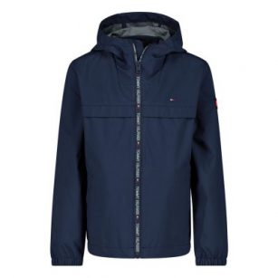 Tommy Hilfiger Coated jacket navy