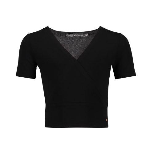 FL21317 tamar jersey black front