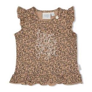 Feetje T-shirt AOP Panther Cutie