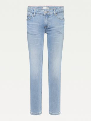 Tommy Hilfiger Nora Skinny Bleach Blue