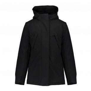 Geisha Coat krkt black