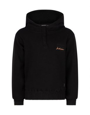 Indian Blue Hooded sweat indian