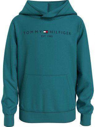 Tommy Hilfiger Essential Hoodie Teal