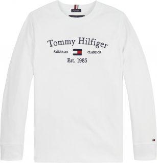 Tommy Hilfiger Artwork tee white