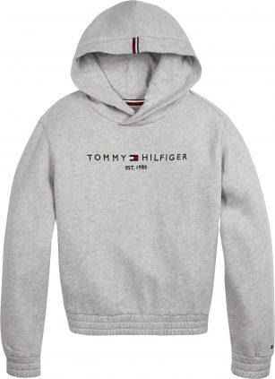 Tommy Hilfiger Essential Hoody grey