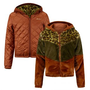 Retour Iza reversible jacket