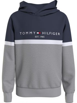Tommy Hilfiger Colorblock set Blauw/Grijs