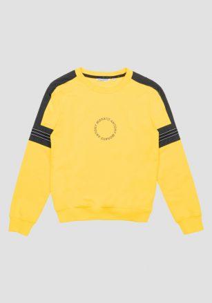 Antony Morato Sweater Logo Lemon